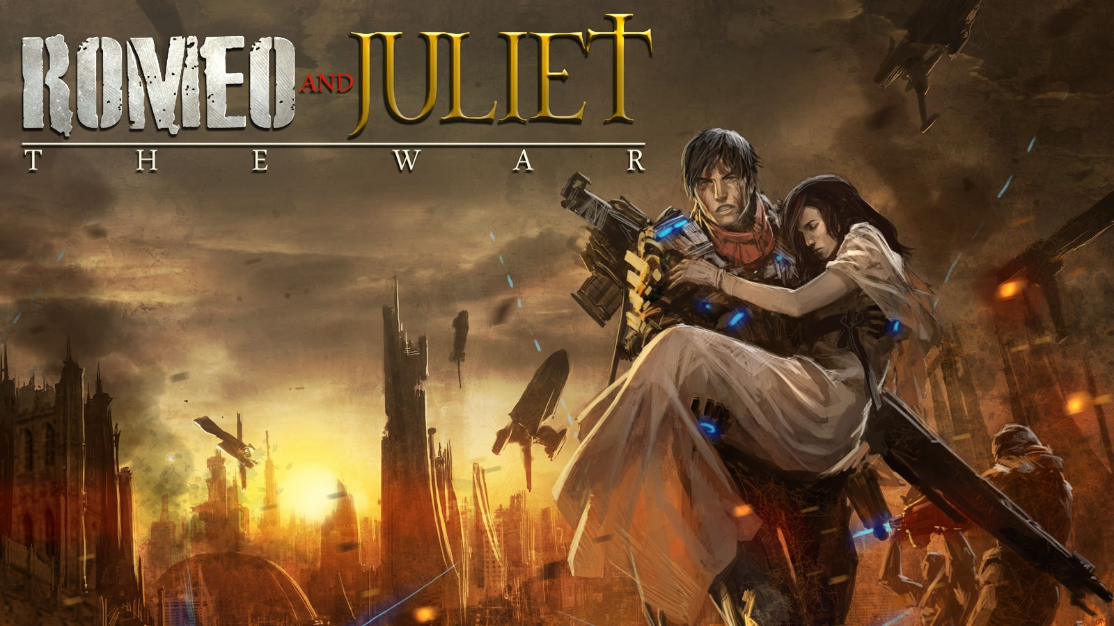Romeo và Juliet thời đại robot sẽ lên màn ảnh rộng
