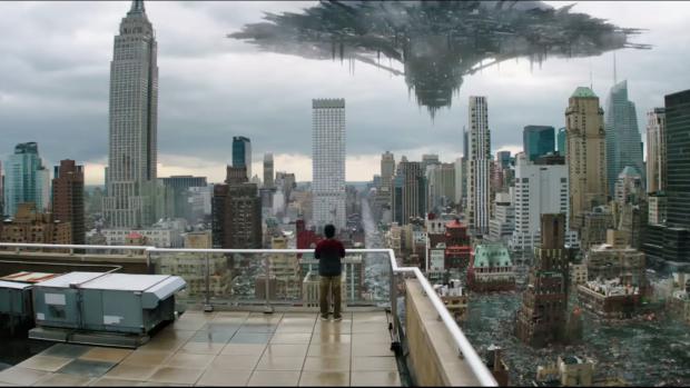 """Rùng mình chứng kiến thảm họa diệt vong trong trailer """"The 5th Wave"""""""