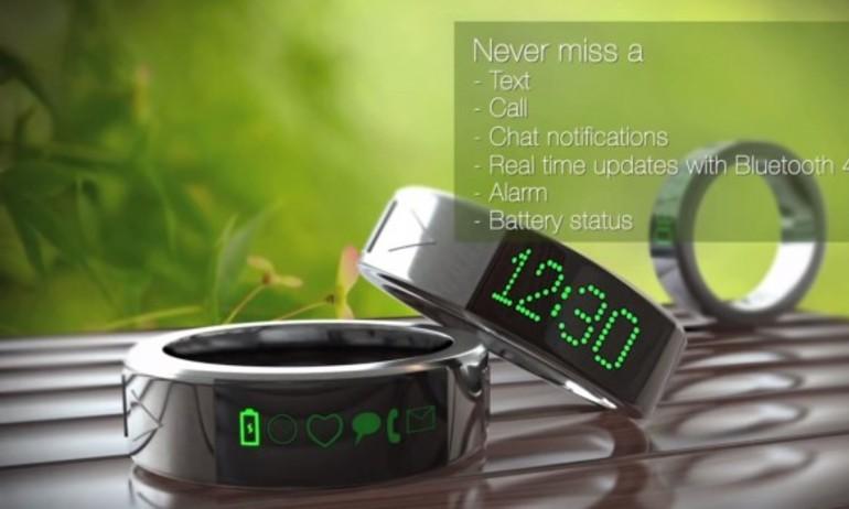 Samsung định làm cả… nhẫn thông minh