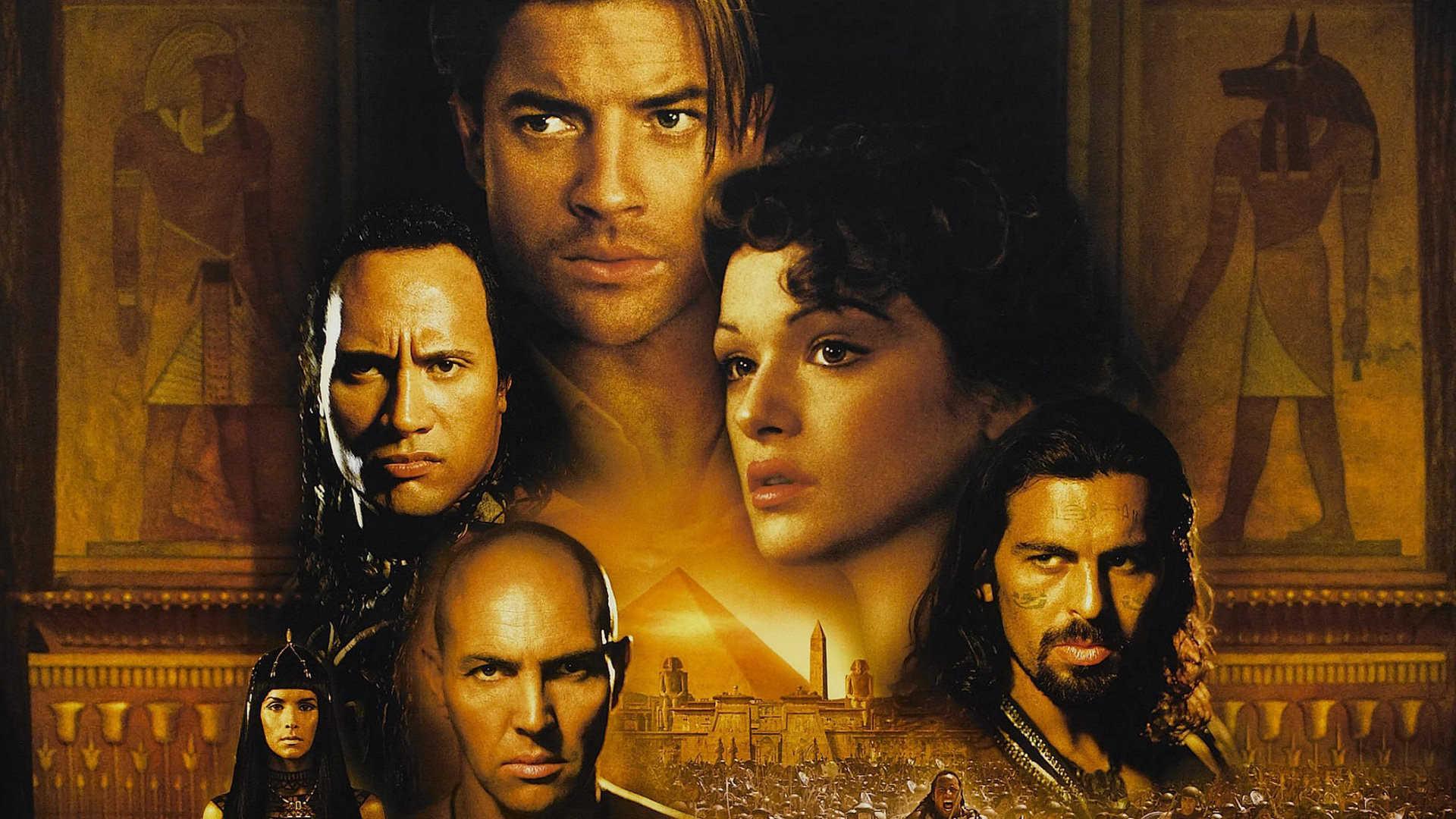 """Sát thủ """"Kingsman"""" hóa thành xác ướp trong """"The Mummy"""""""
