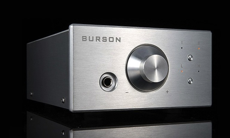 Burson Audio ra mắt Soloist SL mkII – headamp class A công suất 2.5W x 2