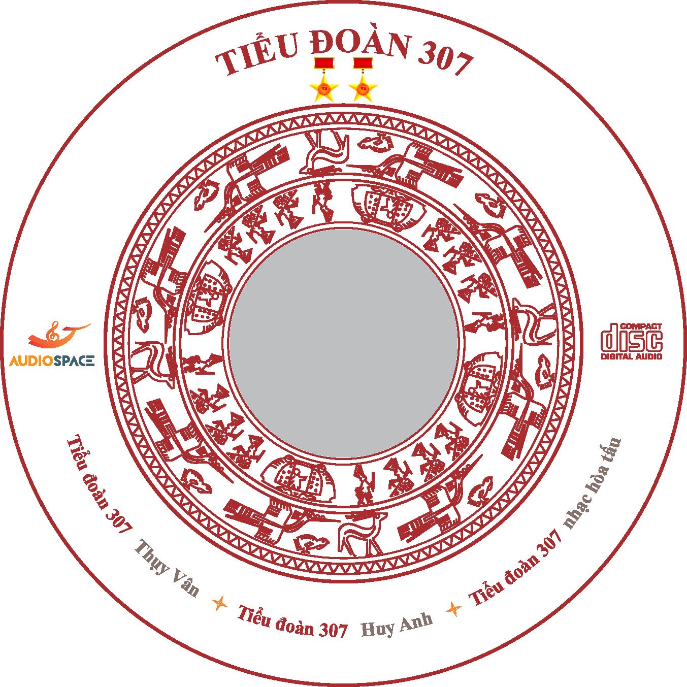 Tiểu đoàn 307  –  vang mãi khúc quân hành