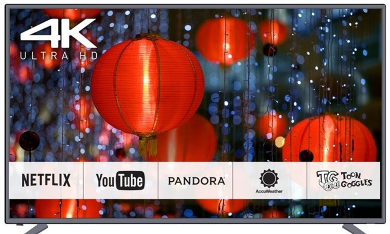 Panasonic ra mắt loạt Smart TV 4K sử dụng Direct-LED, giá từ 800USD