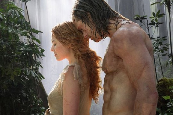 """""""The Legend of Tarzan"""" tung trailer siêu hoành tráng"""
