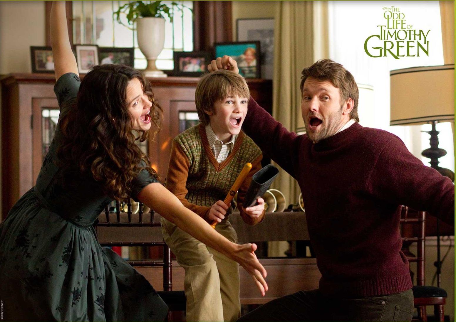 """""""The Odd Life of Timothy Green"""" – Giáng Sinh nhiệm màu"""