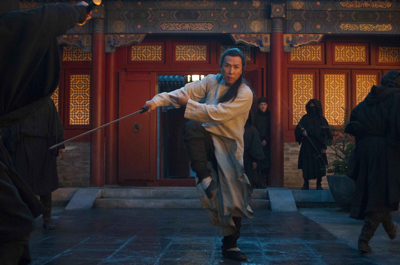 """Trailer """"Ngọa Hổ Tàng Long 2"""" vẫn chưa có Ngô Thanh Vân"""