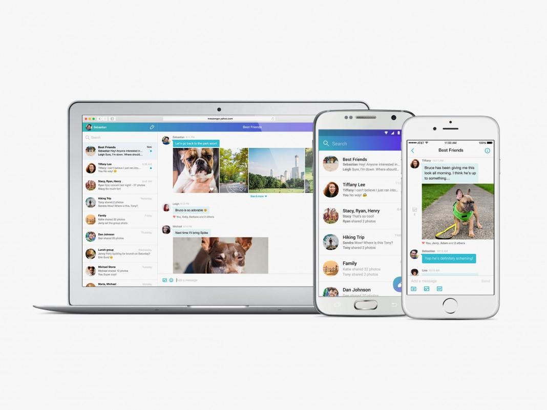 Yahoo! Messenger trở lại, lợi hại hơn không?