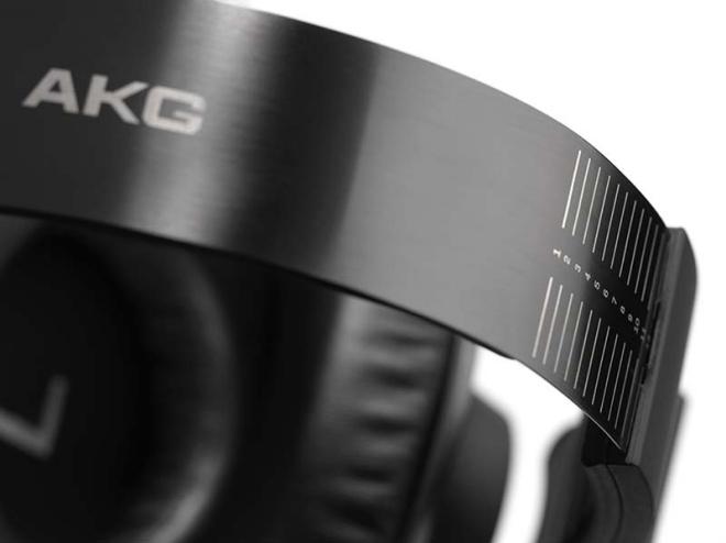 AKG K550 mkII chính thức ra mắt, giá 5 triệu đồng