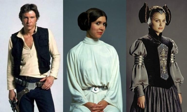 Chùm ảnh các sao Star Wars ngày ấy và bây giờ