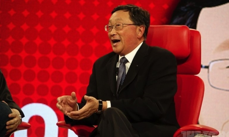 CEO Blackberry chỉ trích Apple vì bảo vệ tội phạm để giữ danh tiếng