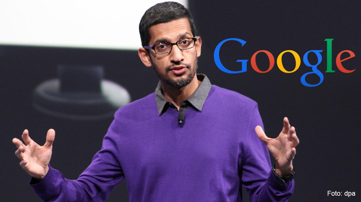 CEO Google – Sundar Pichai sẽ tới Hà Nội ngày 22/12 tới