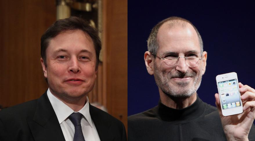 """CEO Tesla: """"Steve Jobs là một tên khốn"""""""