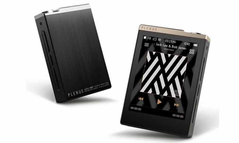 Cowon ra mắt Plenue D: nhạc Hi-res, cảm ứng, pin siêu lâu, giá 5,5 triệu đồng