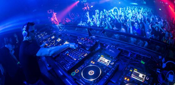 Hộp đêm Ministry of Sound sử dụng 60 loa tạo hệ thống âm thanh 22 kênh