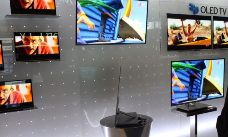LG: OLED sẽ đến với PC và laptop vào năm 2017