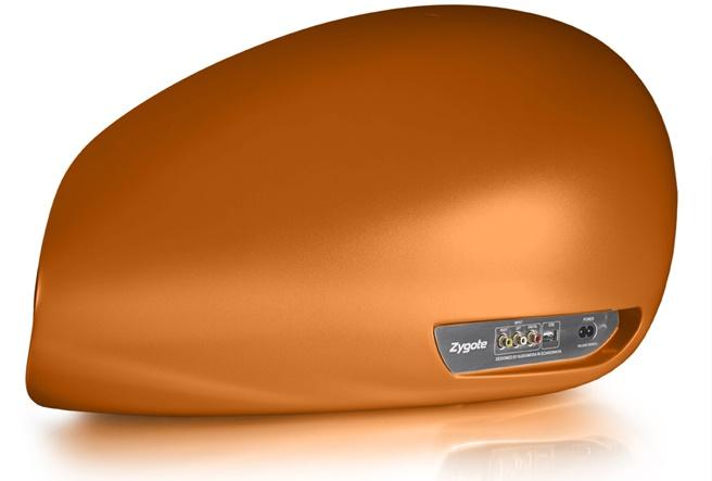 Hãng xe hơi Aston Martin giới thiệu loa không dây Zygote siêu sang