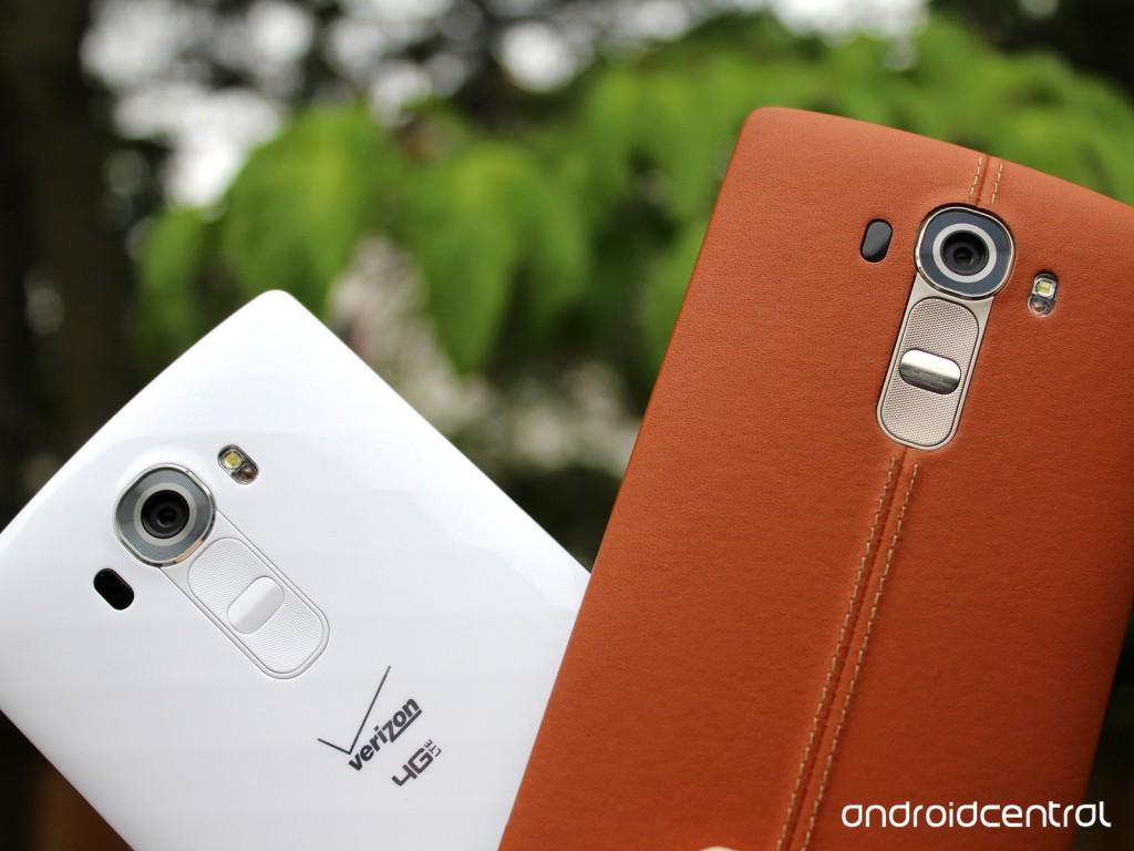 LG G4 Verizon, bên cạnh Sprint là hai phiên bản bị phàn nàn nhiều nhất.