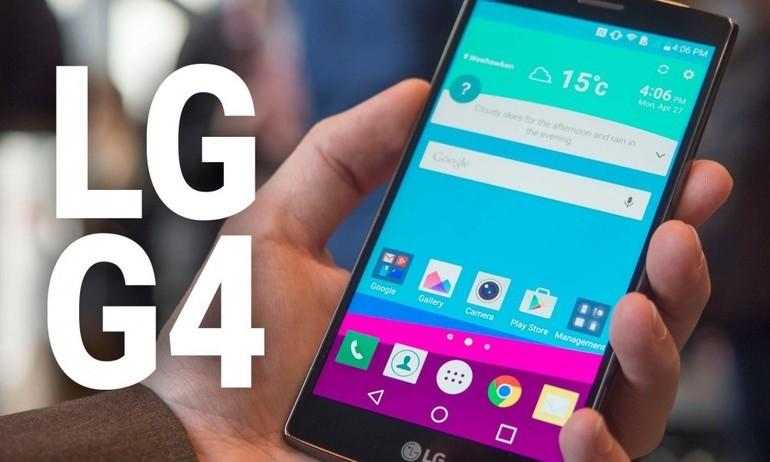 Người dùng phát hoảng vì LG G4 đột nhiên… hóa cục gạch