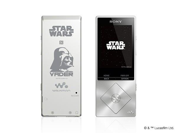"Sony ra mắt loạt Walkman & tai nghe ""ăn theo"" Star Wars"