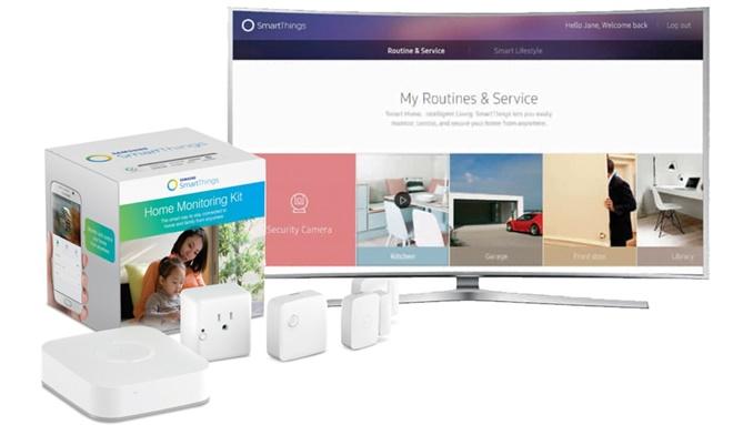 Smart TV 2016 của Samsung sẽ điều khiển được cả máy giặt và điều hòa