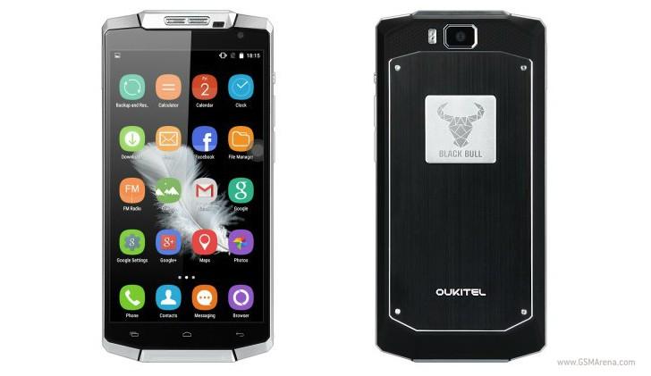 Smartphone Oukitel pin 10000mAh, thiết kế siêu đẹp, giá $200