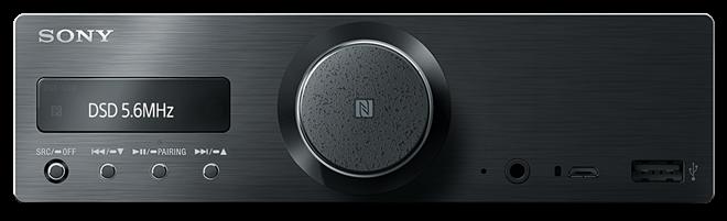 Sony ra mắt hệ thống âm thanh xe hơi DSD đầu tiên trên thế giới
