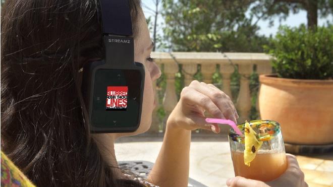 Tai nghe StreamZ: không cần điện thoại, máy tính vẫn nghe nhạc online