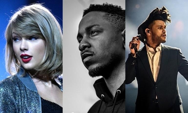 Tổng hợp đề cử Grammy 2016 vừa được công bố