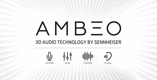 Sennheiser giới thiệu công nghệ âm thanh 3D mang tên Ambeo