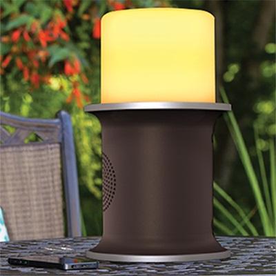 Acoustic Research giới thiệu bộ ba loa không dây kiêm đèn trang trí