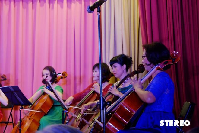"""Ấm áp không gian âm nhạc với """"Cello & những người bạn"""""""