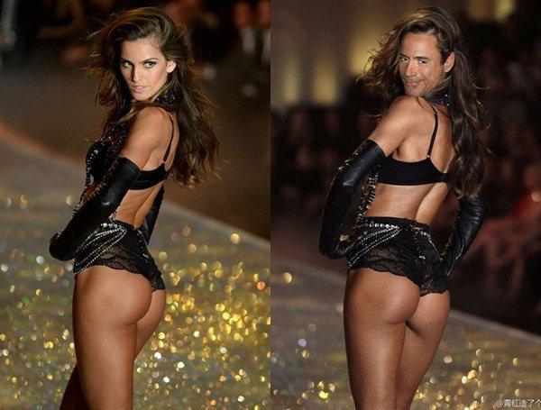 """Cười lăn với dàn Victoria's Secret """"cơ bắp"""" của Hollywood"""