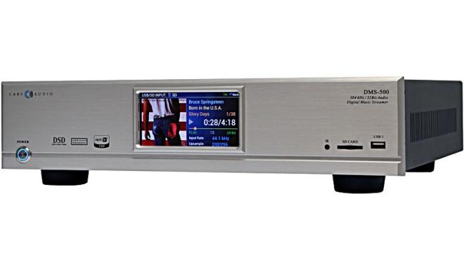 Cary Audio ra mắt Hi-end Music Streamer DMS-500 , giá 111 triệu đồng