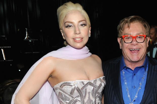 """Elton John: Âm nhạc của Lady Gaga có tính """"sát thương"""" cao"""