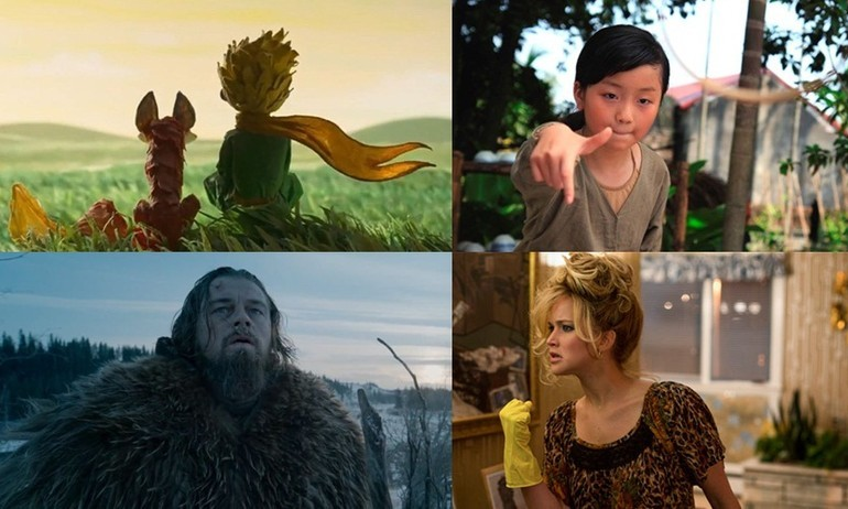 Hóng 14 phim ra rạp Việt đầu 2016