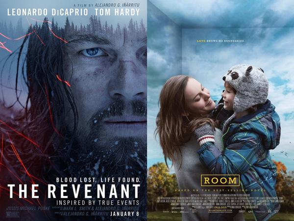 "IMDb: ""The Revenant"" của Leonardo DiCaprio không đối thủ"