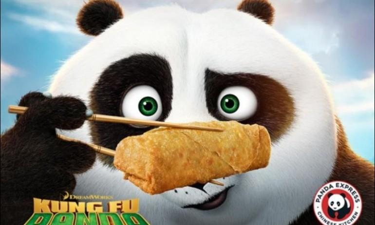 """""""Kung Fu Panda 3"""" cứu vãn phòng vé sau cơn bão tuyết"""