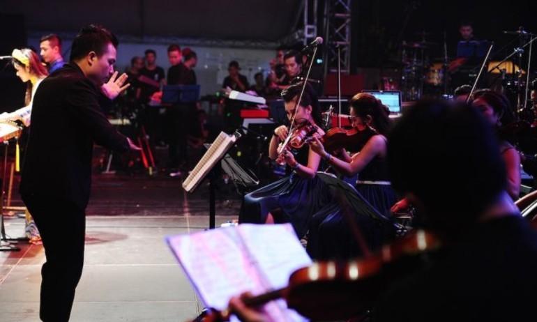 Dàn nhạc Maius Philharmornic truyền cảm hứng cho 2016