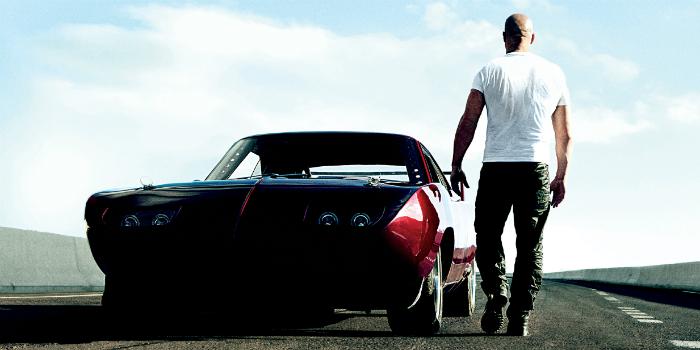 """""""Phát sốt"""" vì tấm poster đầu tiên của """"Fast & Furious 8"""""""