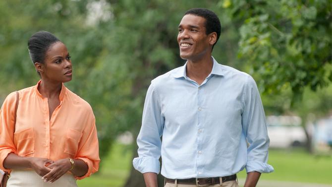 """""""Southside with you"""" tái hiện chuyện tình của Barack Obama"""