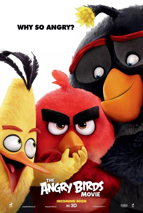"""Tuổi thơ dữ dội"" của Red trong trailer ""The Angry Birds Movie"""