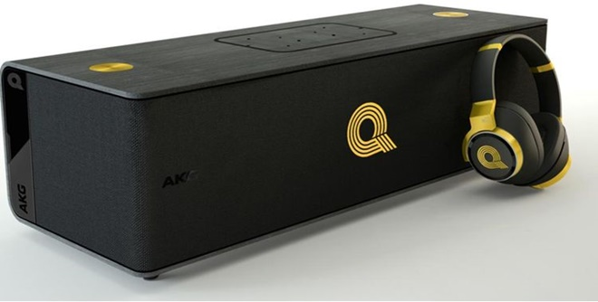 AKG giới thiệu hệ thống loa Q200: thành viên mới của Quincy Jones