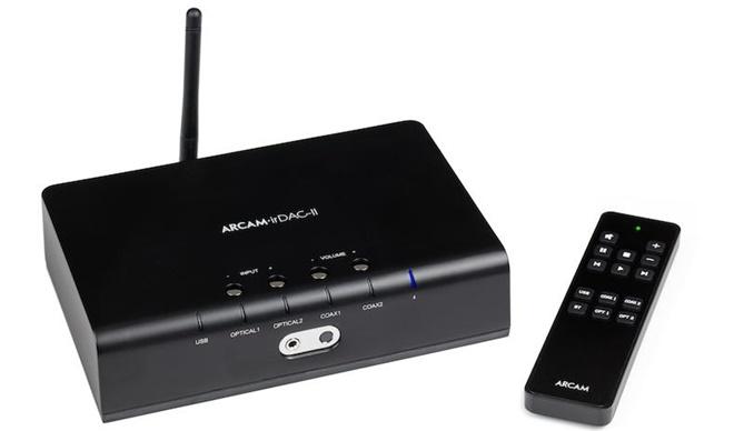 [CES 2016] Arcam nâng cấp irDAC lên thế hệ 2: có Bluetooth, chơi DSD128