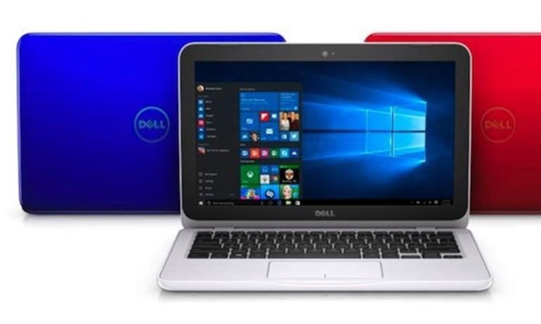 [CES 2016] Dell gây sốc với dòng laptop Inspiron mới giá chỉ từ 200USD