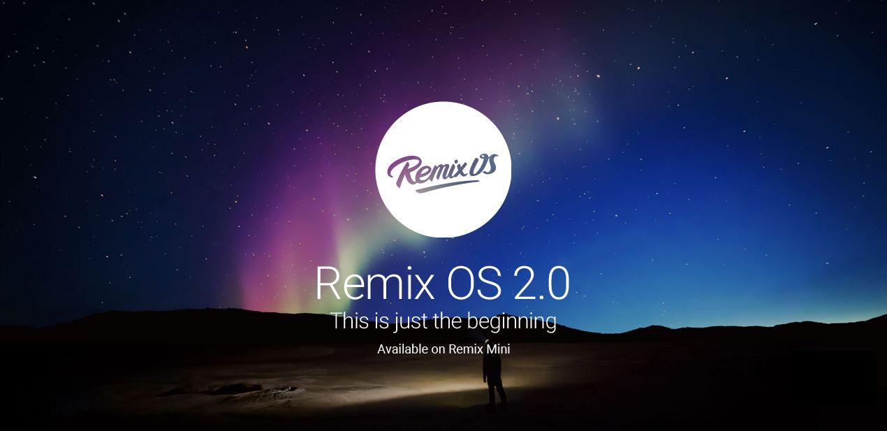 Cài đặt và sử dụng Android trên PC với Remix OS 2.0