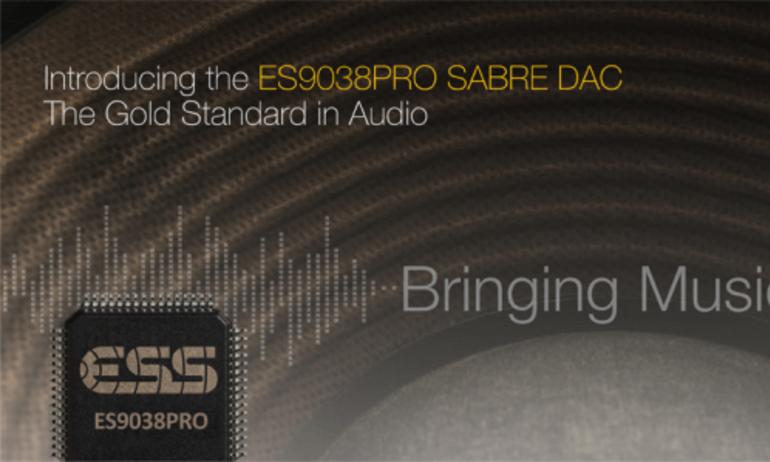 ESS Technology ra mắt ES9038PRO, chip DAC chất lượng cao nhất thế giới