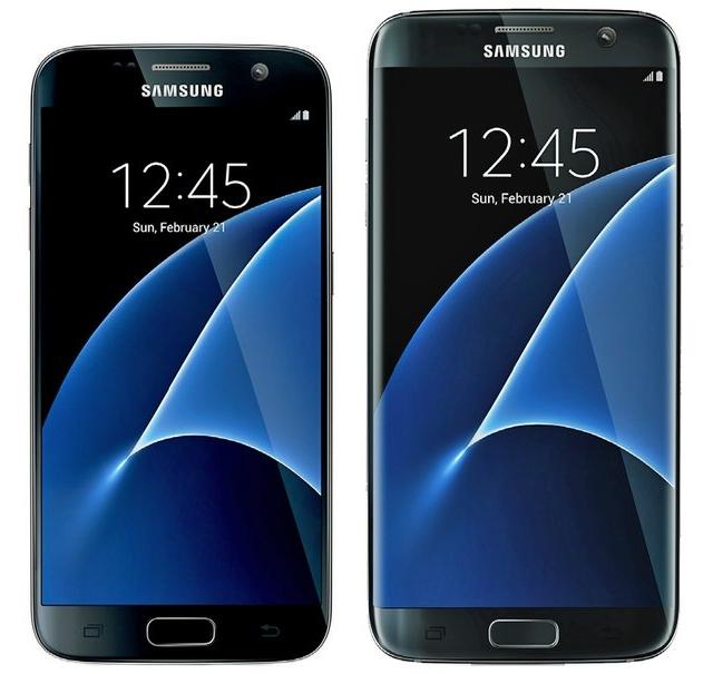 Galaxy S7 lộ ảnh render rõ nét, pin siêu khủng