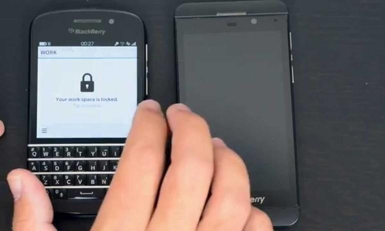 Giao thức bảo mật của Blackberry đã bị bẻ khóa