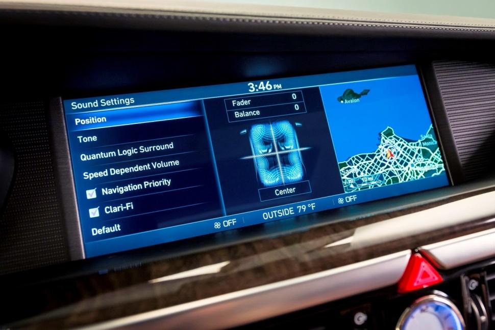 HARMAN ra mắt dàn âm thanh cao cấp dành cho Hyundai Genesis G90