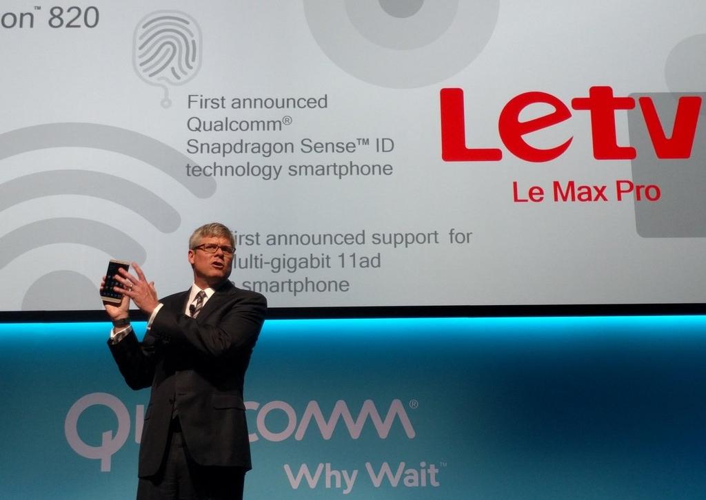 [CES 2016] LeTV ra mắt siêu phẩm đầu tiên chạy Snapdragon 820
